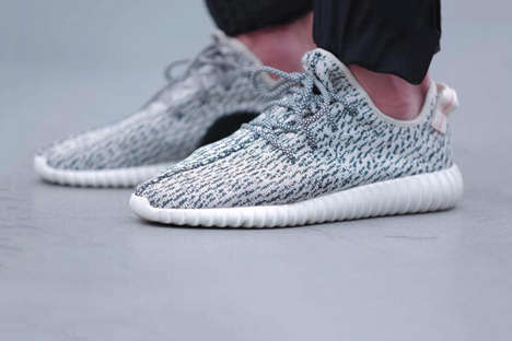 Top 100 Footwear Trends of 2015 - From Celebrated Point Guard Kicks to Futuristic Laceless Sneakers