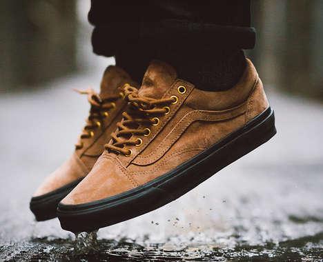 Stylish Winterized Sneakers