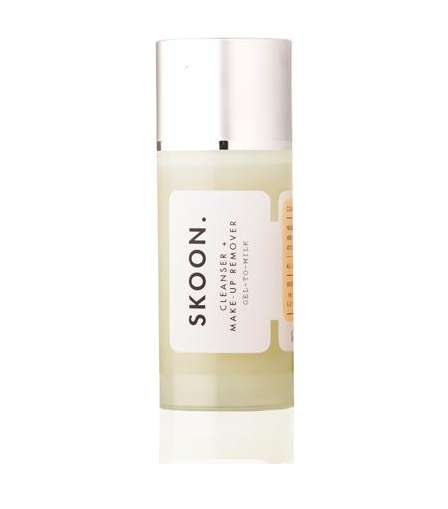 Transformative Face Cleansers - Skoon's Cleanser and Makeup Remover Turns from a Gel to a Milk