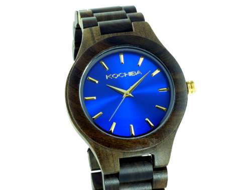 Charitable Wooden Watches