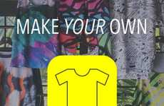 Custom Apparel Apps - Yoshirt Lets You Turn Your Phone Pics Into Personalized Clothing & Accessories