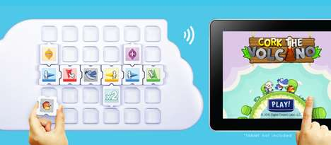 Gaming Puzzle Toys - Learning Game System Puzzlets Gives Kids Coding and Game Development Skills