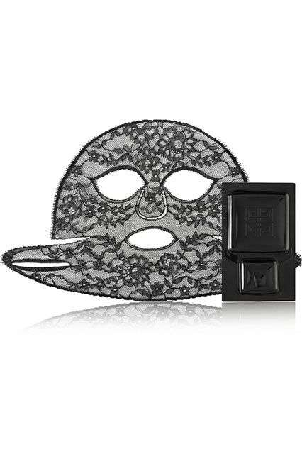 Luxury Lace Skin Care - This Givenchy Lace Face Mask Gives a Glowing and Fashionable Appearance