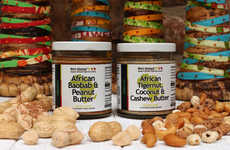 African Nut Butters - The New Sandwich Spreads from 'Bim's Kitchen' Contain African Superfoods