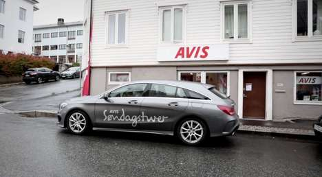 Kind Ride-Sharing Initiatives - Avis Will Offer Free Rentals to Those Who Bring an Elderly Friend