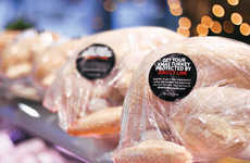 Holiday Meal Insurance - Direct Line Saves Face for Christmas Turkey-Related Kitchen Emergencies