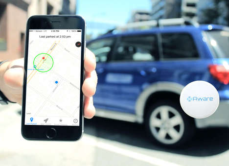 Connected Car Locators - The 'AwareCar' Vehicle Locator System Brings the IoT to Older Models