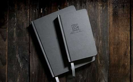 Waterproof Notebooks - The 'Rite in the Rain' Centennial Bound Book is Completely Impervious to H2O