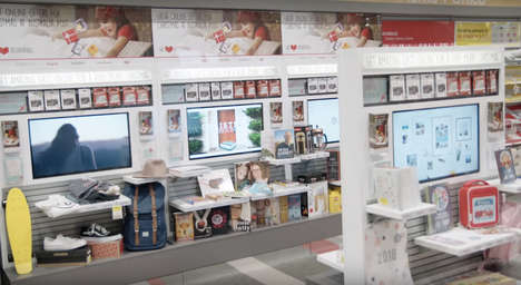 Temporary eCommerce Storefronts - Australia Post is Trialling eCommerce Pop-Ups at Post Offices
