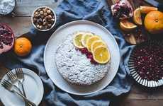 Satsuma Hazelnut Desserts - The Orangey Hazelnut Cake is a Dense Treat Perfect For the Holidays