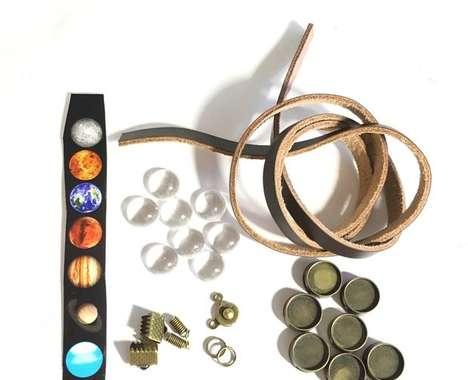 Bespoke Planetary Bracelets