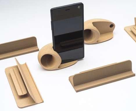 Printed Smartphone Docks
