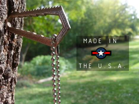 Tactical Survival Jewelry - The 'Sharktooth' Tactical Utility Pendant Provides 12-in-1 Uses