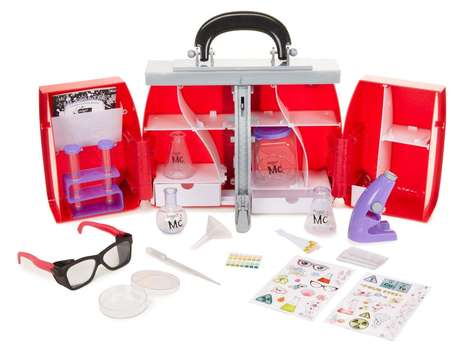 Girl-Specific Science Toys - The Project Mc2 Ultimate Lab Kit Empowers Young Females to Experiment