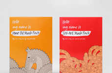 Literary Cosmetic Packaging