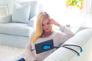 The 'Tab-Lets' Flexible Stand Enables Handsfree Device Usage