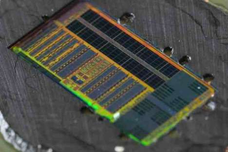 Light-Based Microprocessors - This Light-Based Computer Chip is 15-Times Faster Than Electric Ones