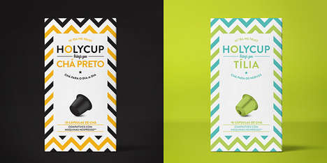 Flavorful Tea Pods - Loose Leaf Infusions are Repackaged to Mimic Nespresso and Keurig