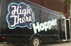 The 'High There Hopper' Will Shuttle Tourists Between Dispensaries