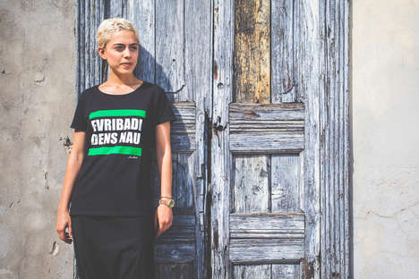 Broken English Apparel - Sam Badi Clothing Provides Hip Clothing that's Focused on Phonetics
