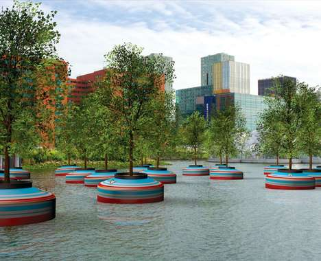 Floating Forest Initiatives