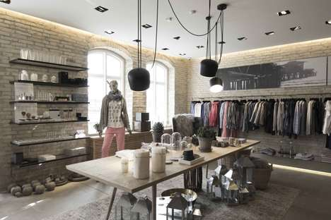 NYC-Inspired Lifestyle Shops - BAY is a New York City-Inspired Lifestyle Shop in Vejle, Denmark