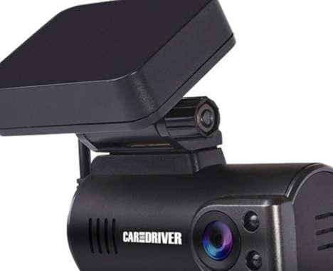 Touchscreen Car Cameras