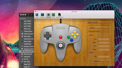 Classic Game Emulators - 'OpenEmu' is an Open Source Way to Play Games from Systems of the Past