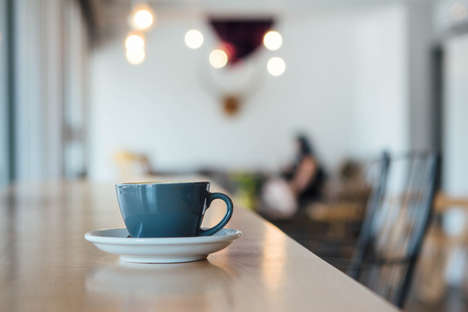 Quaint Indie Coffeehouses - Amethyst Coffee is a Charming Cafe Located in Denver