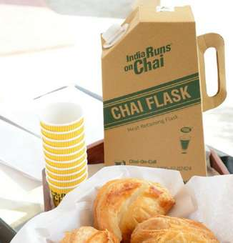 Chai Tea Delivery Startups - Chai Point Offers On-Demand Chai Delivery to Four Indian Cities
