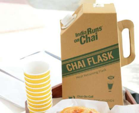Chai Tea Delivery Startups