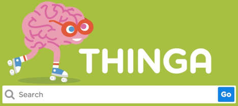 Child-Friendly Search Engines - Thinga is a Kids' Search Engine Safe for Children of All Ages to Use