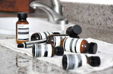Upscale Jetsetter Skincare Kits - The Aesop London Kit is Perfect for Frequent Flier Skincare Fans