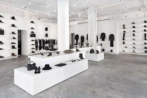 On-Demand VIP Store Hours - The Kenneth Cole Bowery Flagship Will Open at All Hours for VIPs