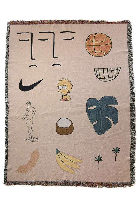 Cultural Art Brand Blankets - BFGF is an Art Brand Creating Pop Culture-Infused Blankets