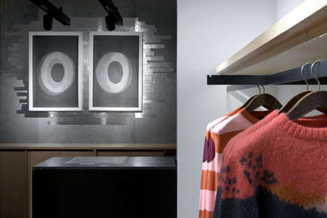 Cubed Diffusion Brand Boutiques - This PS Paul Smith Store is the brand's seventh in Hong Kong