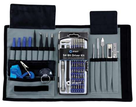 Electronic Repair Kits - This User-Friendly Tool Kit Can Be Used to Repair Electronic Devices
