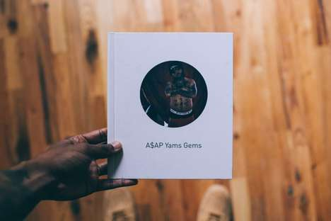 Rapper Tribute Books - The A$AP Yams Gems Honors the Late Rapper with His Most Iconic Tweets