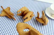 3D Space Cookie Cutters - These Spaceship Cookie Cutters Create Intergalactic 3D Confections