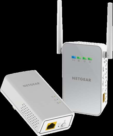 Plug-In WiFi Providers - The PowerLine WiFi is Netgear's CES 2016 Underground Internet Provider
