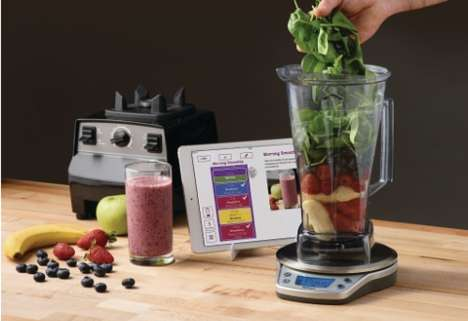 App-Connected Blenders - The 'Perfect Blend' Appliance is Set to Debut at CES 2016
