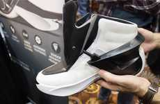 Connected Smart Shoes - The Digitsole Smartshoe at CES 2016 is Designed for Men and Women Alike