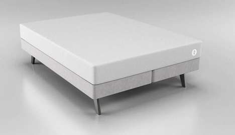 Sleep-Tracking Mattresses - The Sleep Number It Bed Has Already Received Awards at CES 2016