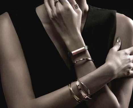 Feminine Connected Jewelry