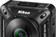 Nikon's 'Keymission 360' at CES 2016 is Meant to Rival the GoPro