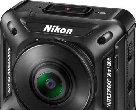 High-Quality Action Cameras