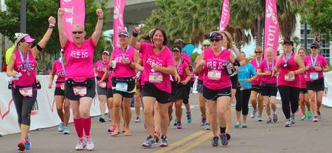Boomer Running Groups - The 'FAB 50' Running Group Helps Older Women Train for a Half-Marathon