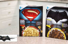 Dual Superhero Cereals