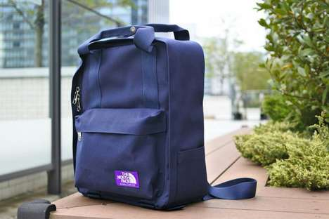 Picnicking Backpack Designs - The 2Way Camp Day Pack Stylishly Converts Dining for On-the-Go