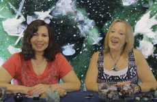 Crystal Healing Channels - The healingcrystals YouTube Channel Promotes Positive Energy